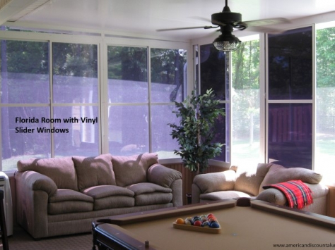 Vinyl Windows / Sunrooms - 1vinylwindows